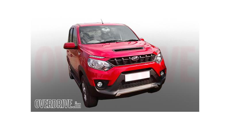 Mahindra Quanto facelift to be called the Nuvosport; spotted sans camouflage