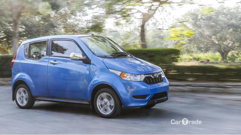 Mahindra e2oPlus launched at Rs 5.46 lakh