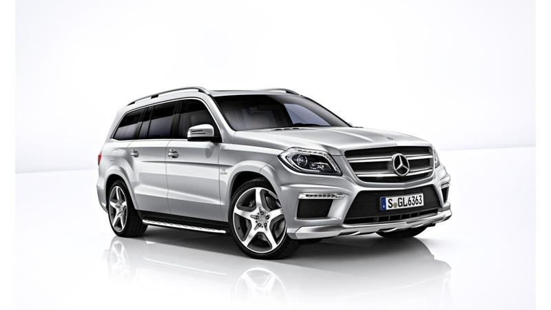 Mercedes Benz GL63 AMG launched in India at Rs 1.63 crore