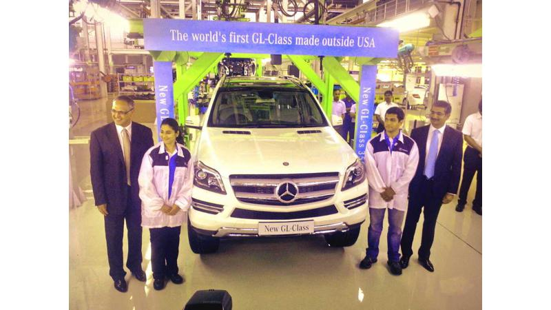 Mercedes-Benz GL-Class gets a price cut of Rs. 5 lakh; starts assembling in India