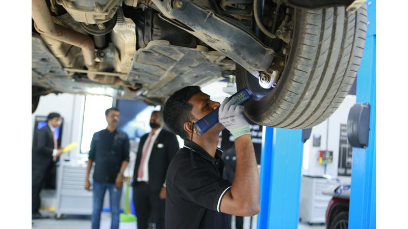 Mercedes-Benz workshops to conduct a free car check-up from 1 April