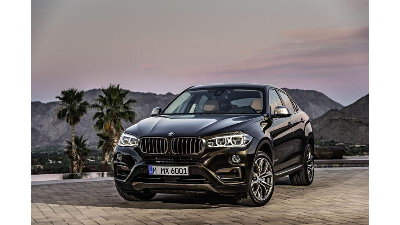 BMW India to launch new-gen X6 on July 23, 2015