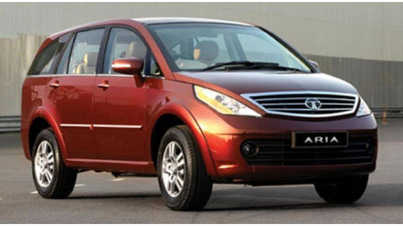 Tata Motors to launch a toned down sub-Rs. 10 lakhs Aria model