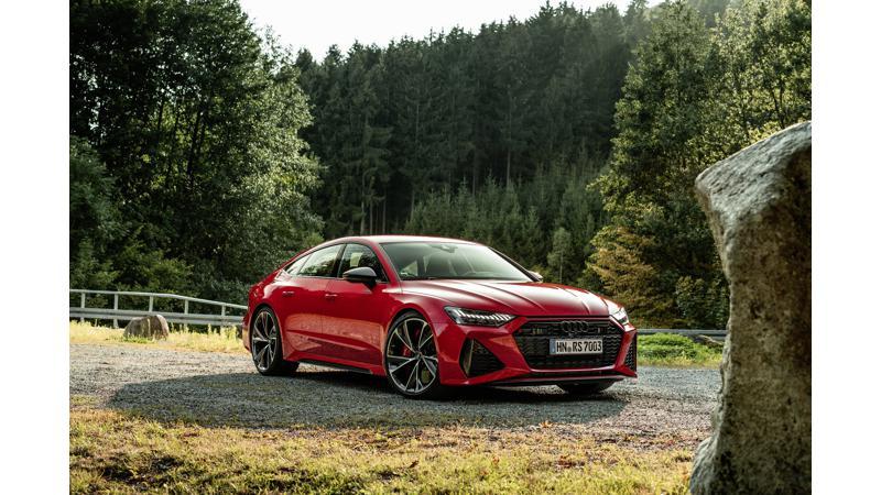 Audi RS7 Sportback New