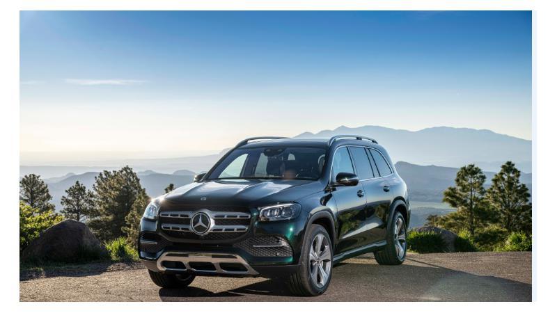 Mercedes-Benz GLS New