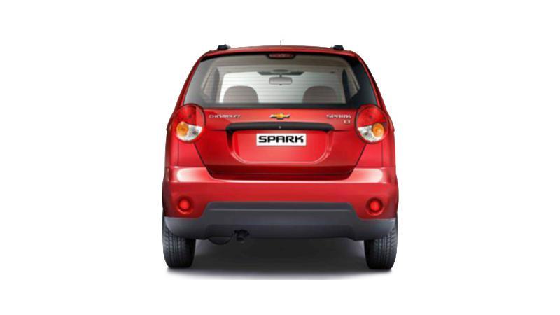 New Spark Variant from Chevrolet