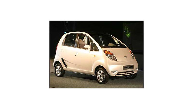 Tata Motors May Start Booking for Nano in March 2009
