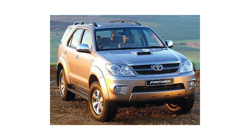 Toyota Launches Fortuner - Suprise Pricing!