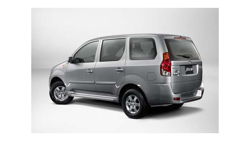 Mahindra Xylo MPV Coming Up with ABS