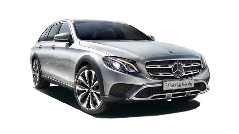 Mercedes Benz E-Class All-Terrain Images
