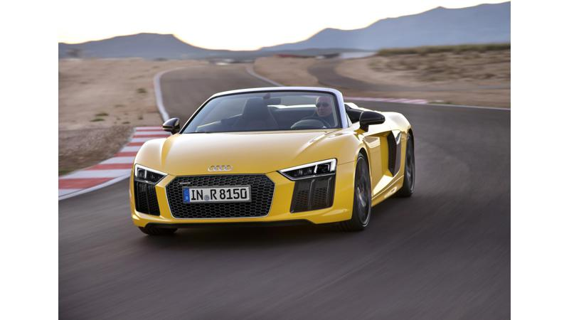 Entry-level Audi R8 V8 engine to make way for a V6