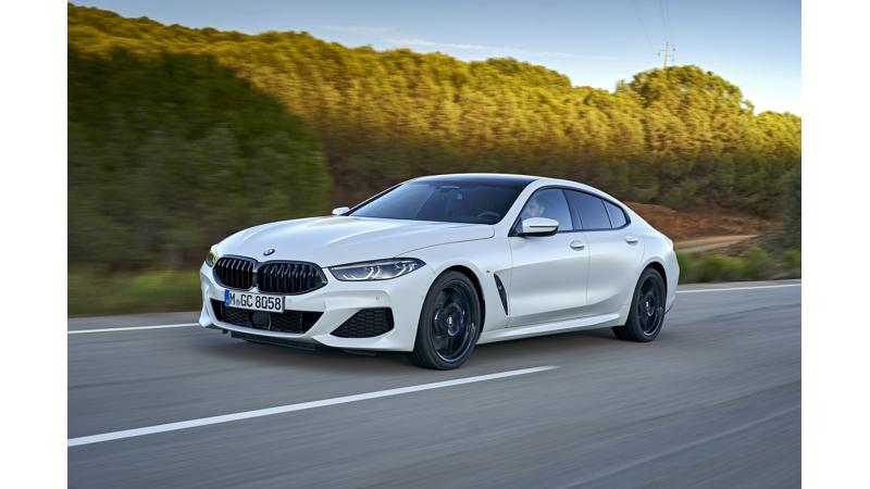 BMW launches 8 Series Gran Coupe in India at Rs 1.29 crore