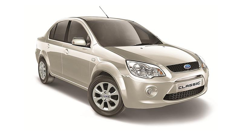 Ford Classic - Powerful sedan under 5 Lakhs segment