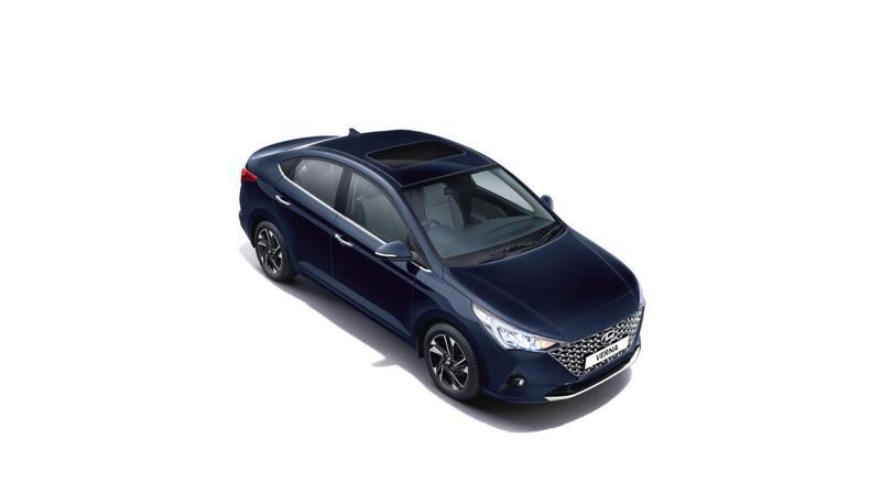 Hyundai Verna facelift exterior details revealed