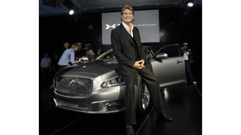 New Jaguar XJ Launched in London by Tata Motors