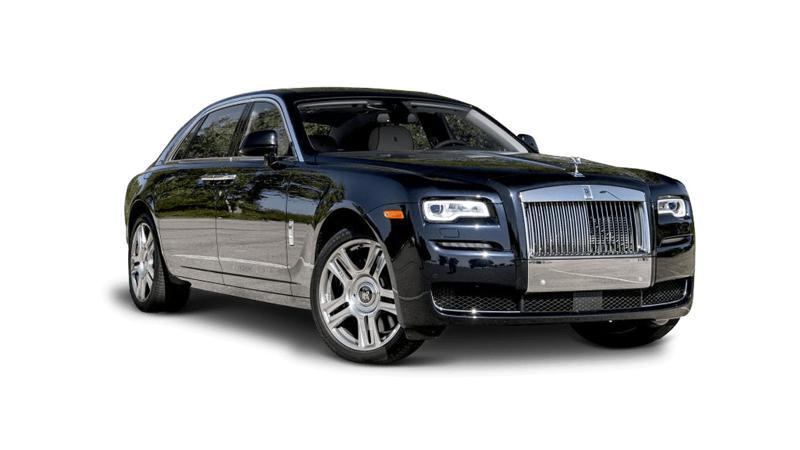 Rolls Royce Ghost Series II Images