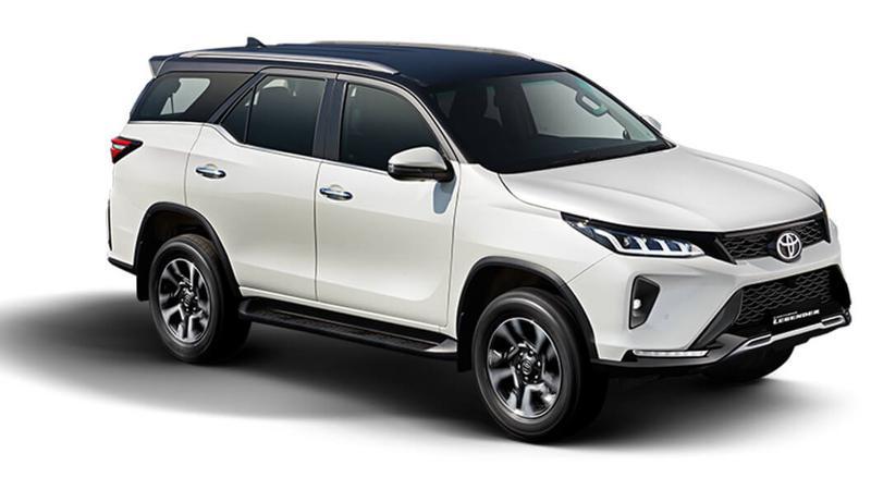 Toyota Fortuner Images