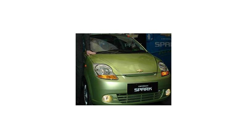 New Chevrolet Spark likely to be launched in 2015 in India