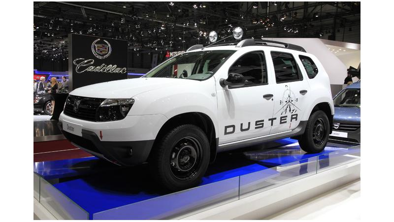 Dacia Duster facelift to be unveiled at 2013 Frankfurt Motor Show