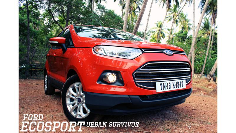 LIVE webcast of Ford EcoSport on CarTrade.com