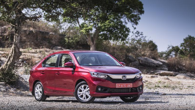 2018 Honda Amaze to be launched in India on May 16