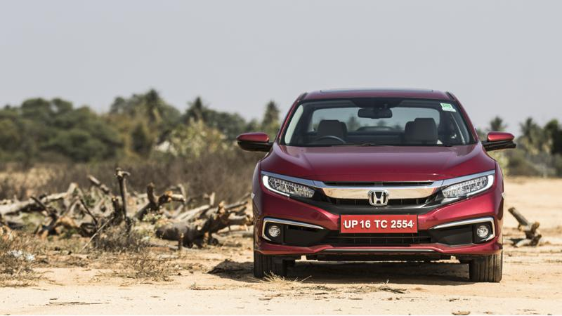 BS6 compliant Honda Civic diesel launched in India at Rs 20.74 lakh