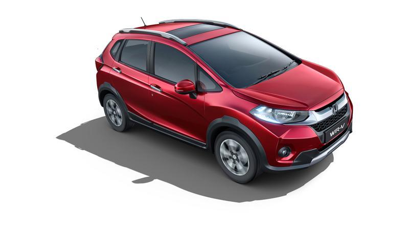 Honda WR-V launches new diesel 'V' variant, priced at Rs 9.95 lakhs