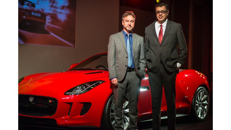 Jaguar F-TYPE sports car launched in India with a price tag of INR 1.37 crore