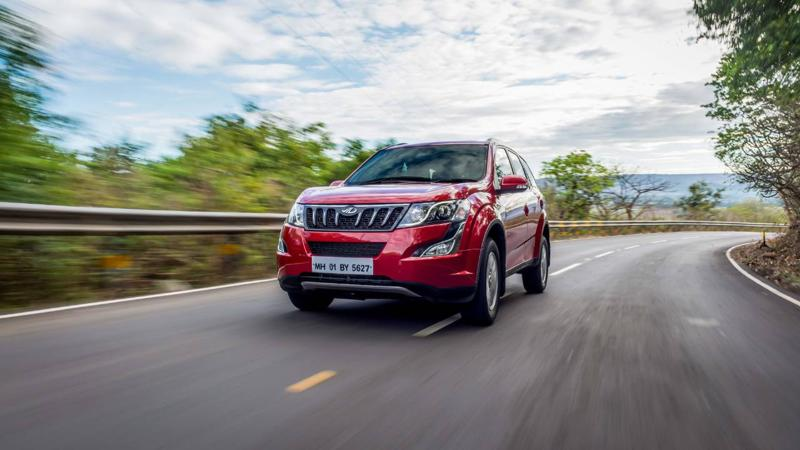 BS6 Mahindra XUV500 online bookings commence at Rs 5,000