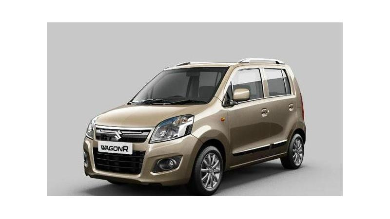 WagonR found over 14,000 new buyers in January 2013