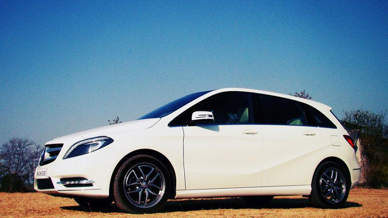 Mercedes-Benz India to launch B-Class Diesel on July 11