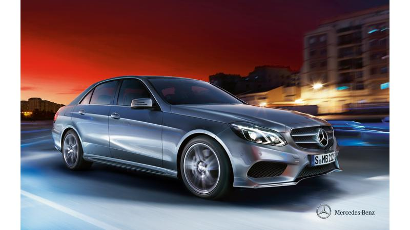 New Mercedes-Benz E-Class finally launched at Rs. 41.5 lakh