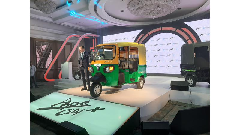 Piaggio Ape City Plus launched in India at a starting price of Rs 1.72 lakhs