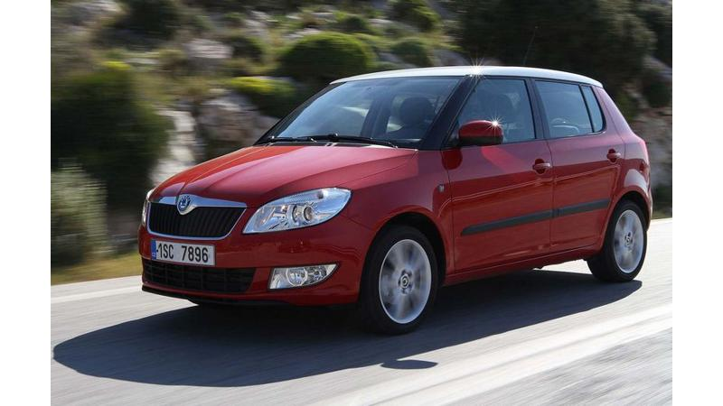 Skoda Fabia to be removed from Indian market this year