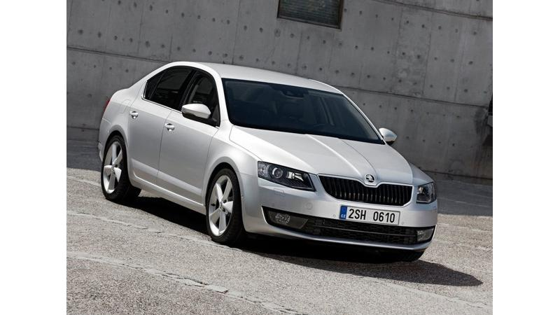 The Legend of Skoda Octavia returns on 9th August 2013