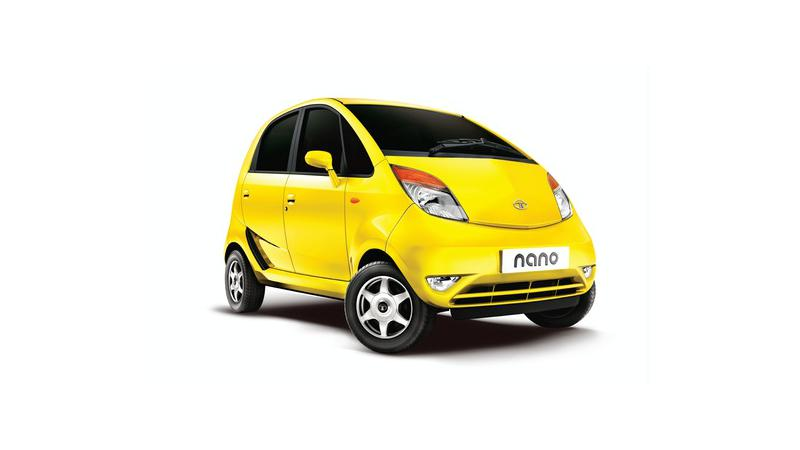 2013 Tata Nano facelift to enter Indian market this month