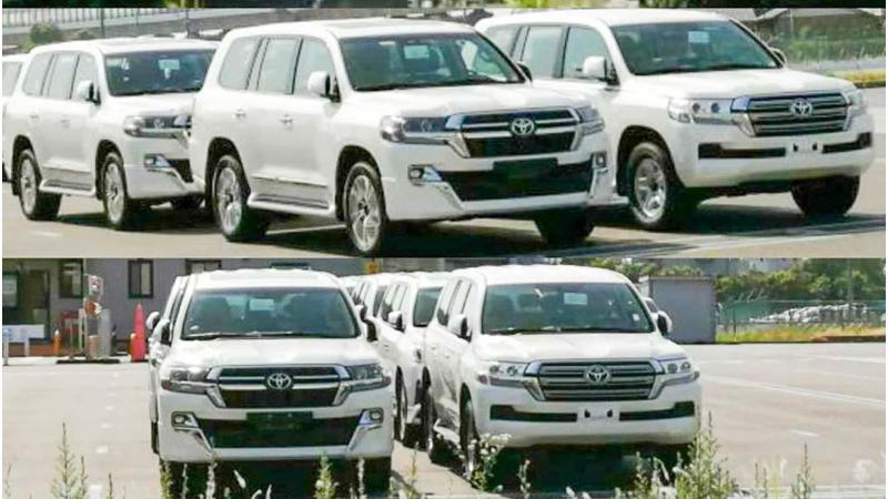 Toyota plans to reintroduce the Land Cruiser brand in India