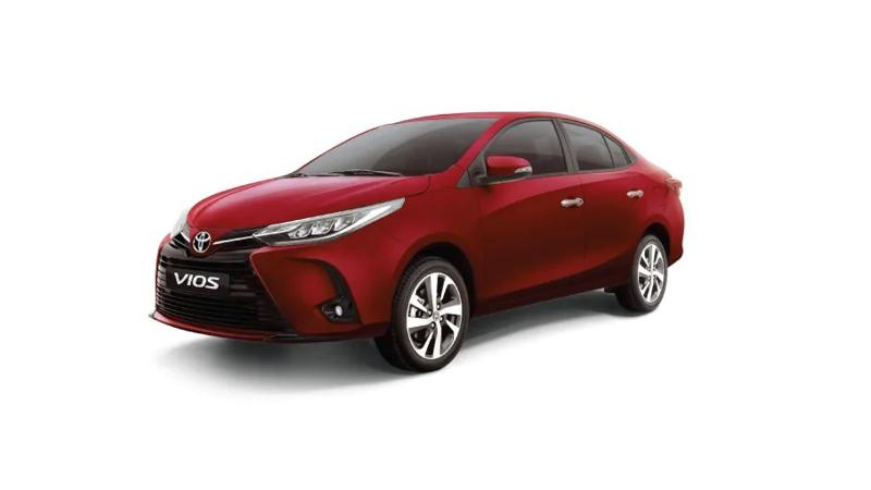 Toyota Yaris facelift introduced in Philippines