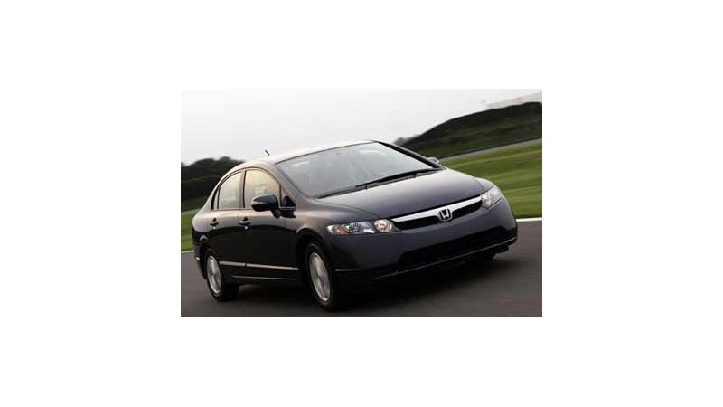 Honda Will Not Retail Civic Hybrid Anymore
