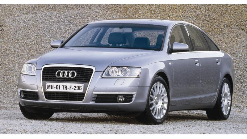 Audi India Record sales in 2008