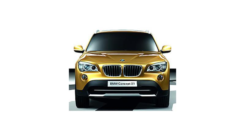 BMW to Launch X1 in India Next Year