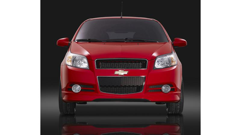 General Motors: Special Promotions on Spark and other cars!