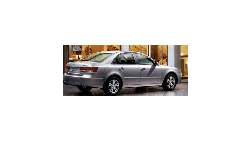 Hyundai Sonata in India