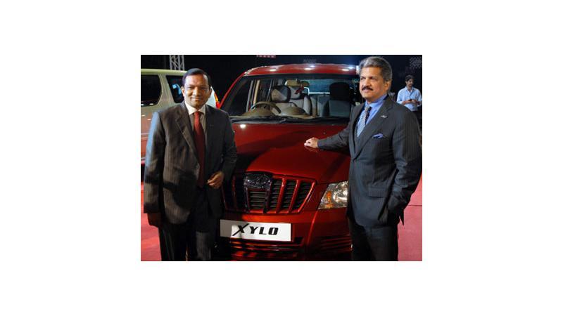 Mahindra Xylo - A huge success - Production ramped up