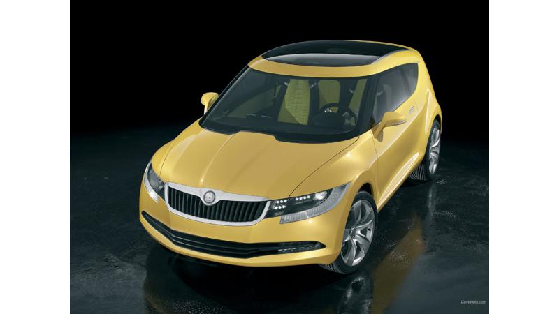 Skoda Plans to Bring Its Small Car Ahead of Schedule