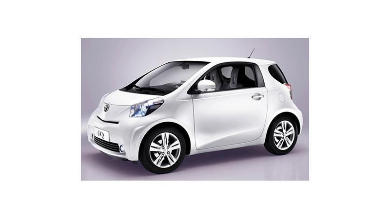 Small Car from Toyota