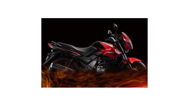 TVS Motors to Sell Flame Under New Name
