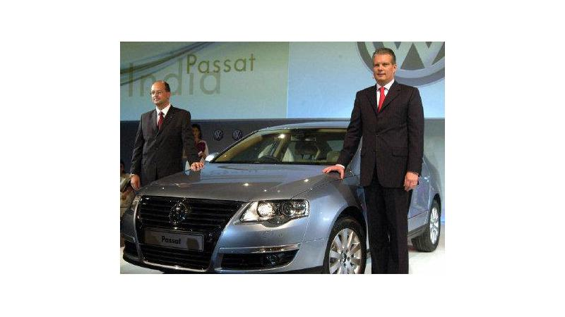 Volkswagen Optimistic About Indian Car Market