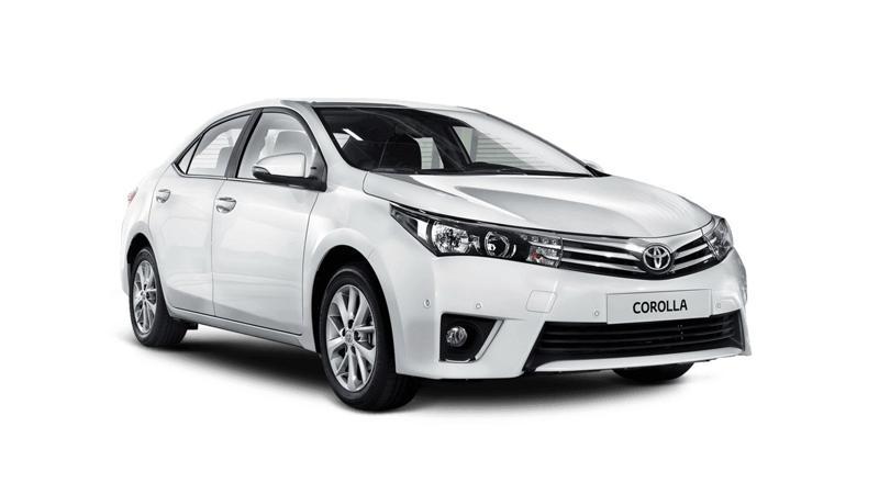 Toyota Corolla Altis Images