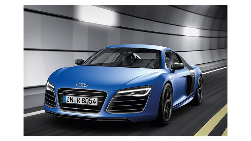 Audi India to launch R8 V10 Plus on April 4